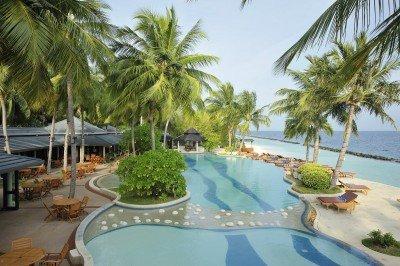 Hotely na Maledivách
