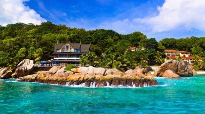Hotely na Seychelách