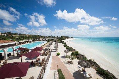 Hotely na Zanzibaru