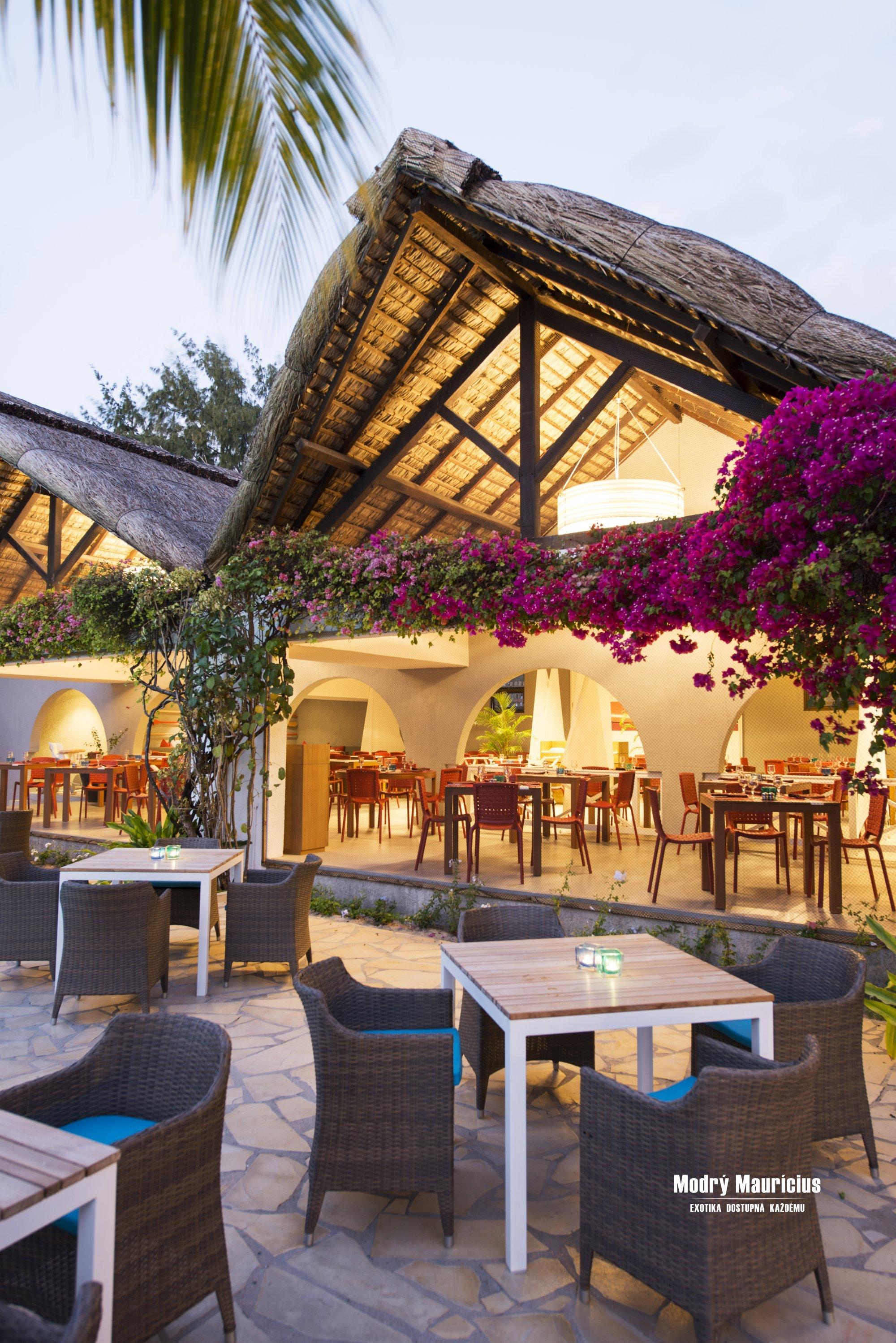 Hotel Veranda Palmar Beach, Maurícius - Modry-Mauricius.cz