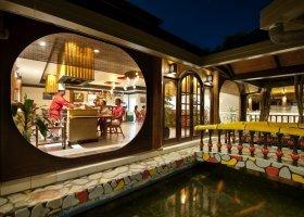 japonská restaurace Tepanyaki