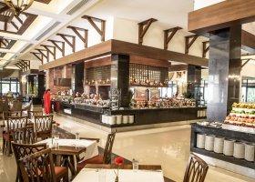 Hlavní restaurace Seven Heights