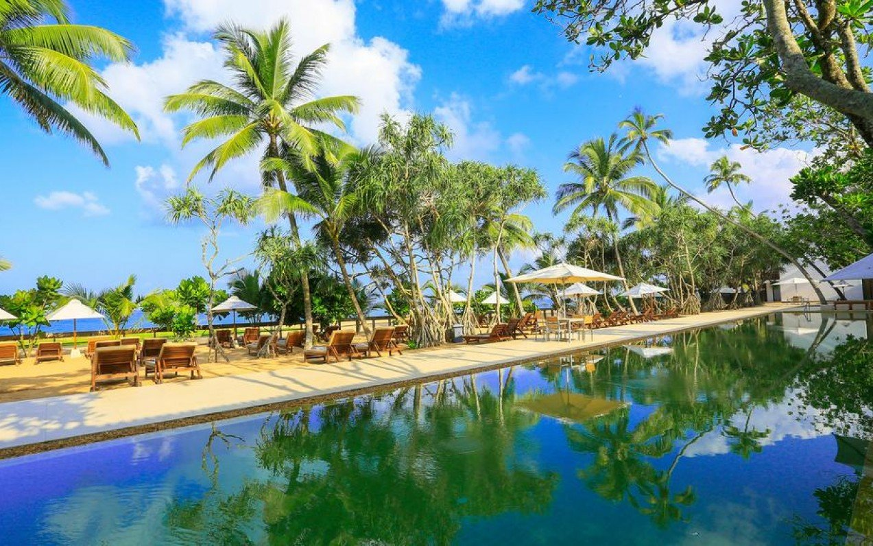 Pandanus Beach Resort & Spa *****