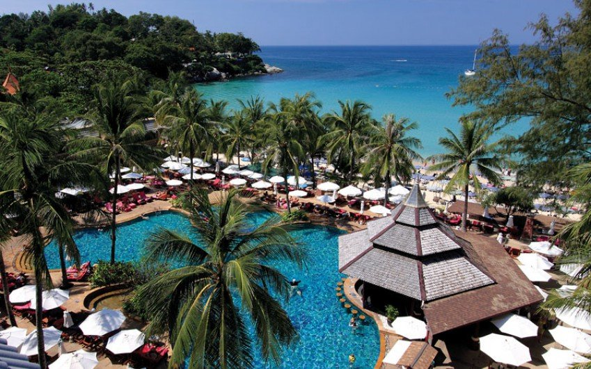 Kata Beach Resort & Spa ****