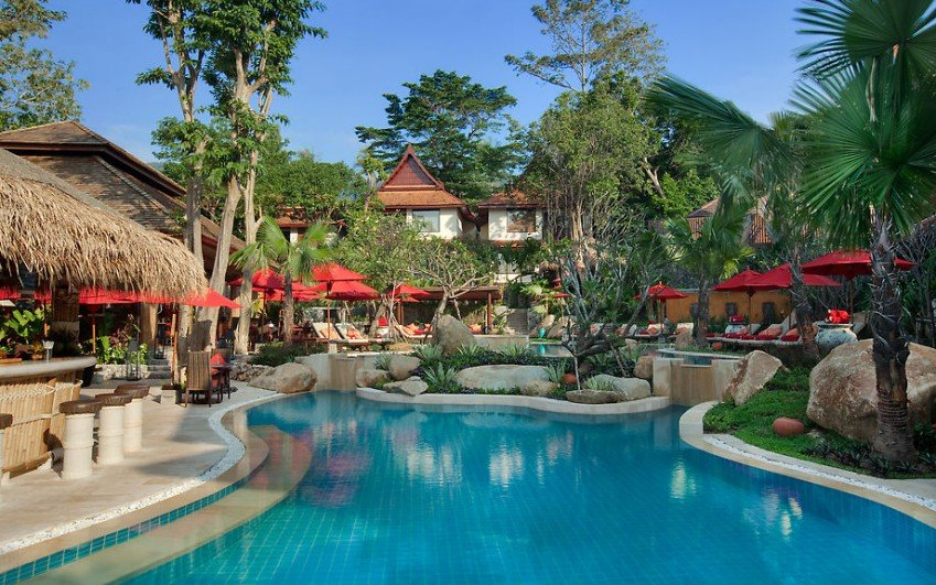 Rocky's Boutique Resort Koh Samui ****