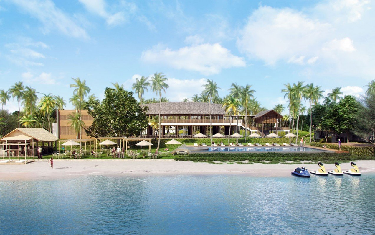 Twin Lotus Resort