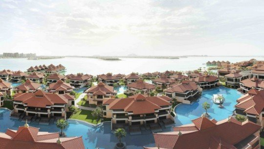 Anantara The Palm Dubai Resort & Spa *****