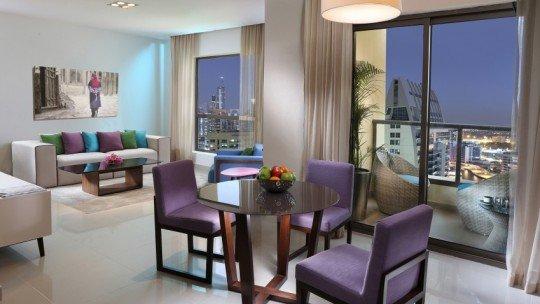 Hawthorn Suites by Wyndham, JBR hotel ****