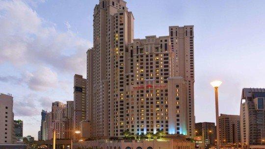 Hawthorn Suites by Wyndham, JBR hotel