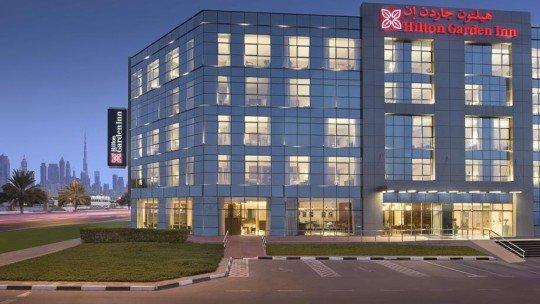 Hilton Garden Inn Al Mina ****