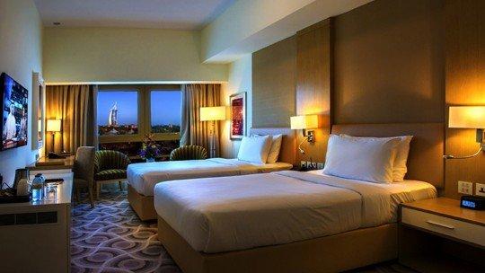 Metropolitan Hotel Dubai ****