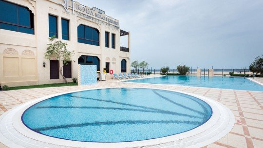 Roda Beach Resort Dubai