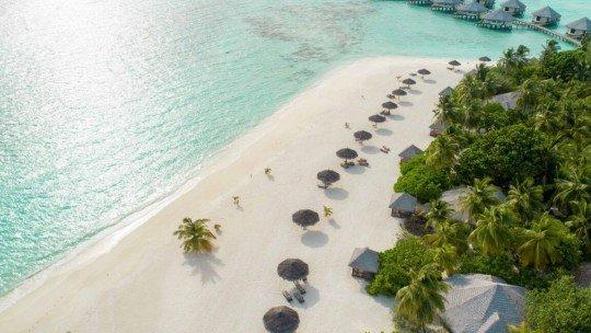 Kihaadhuffaru Island Resort *****