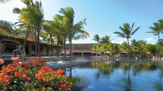 Mauricia Beachcomber Resort & Spa ****