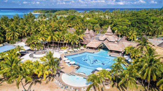 Shandrani Beachcomber Resort & Spa *****