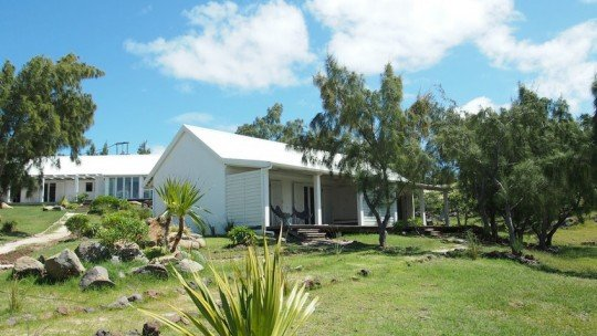 Bakwa Lodge ***