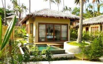 Sea Shell Pool Villa