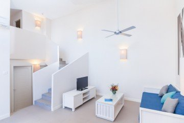 First Floor 2/3 Room Duplex Apartments (103 m²)