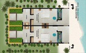 Beach Villa (48 m²)