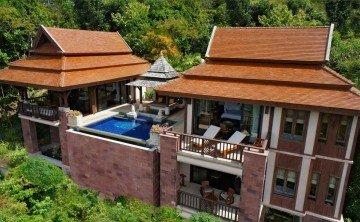 Pool Villas (204 m²)