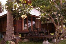 Oriental Garden View