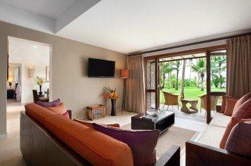 One Bedroom Suite Sea View Garden