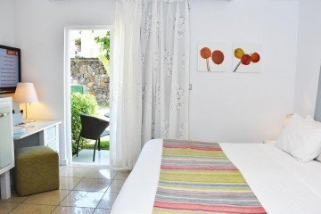 Courtyard Rooms (17 m²)