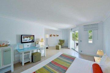 Deluxe Sea View Room Terrace/ Balcony (42 m²)