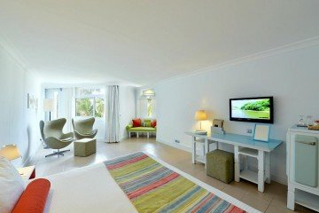 Deluxe Sea View Rooms (42 m²)