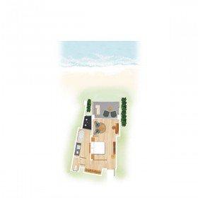 Ocean View Room (52 m²)