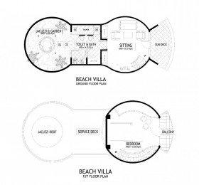 Superior Beach Villa (do 31.10.2019 jako Beach Villa)