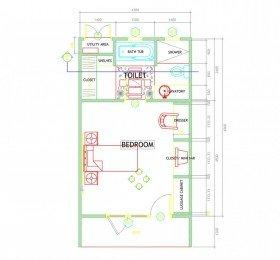 Classic Rooms (30 m2) - pouze do 31.10.2019