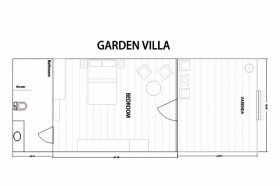 Garden Villas (37 m2)