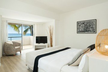 Couple Deluxe Beachfront (35 m²)