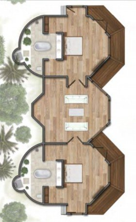 Family Beach Suite (250 m2)