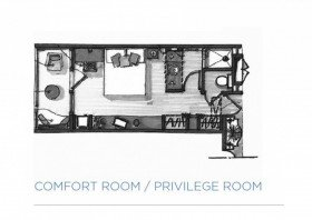 Privilege Room (33 m²)