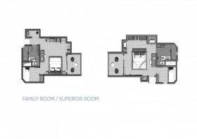 Family Room (43 m²)