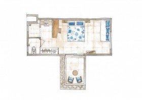 Couple Superior (30 m²)