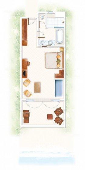 Superior Room First Floor (60 m²)