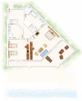 Family Apartment (120 m²)
