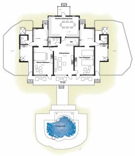Presidential Suite (246 m²)