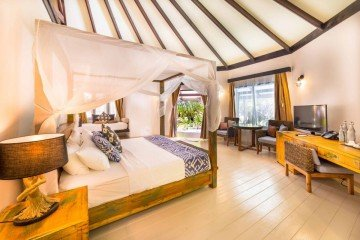 Beach Villa (Kihaa Maldives)