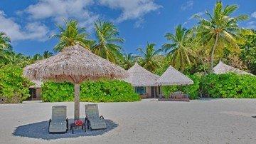 Lagoon Prestige Pavillion Beach Villa (Kihaa Maldives)