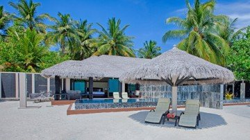 Two Bedroom Beach Suite with Pool (Kihaa Maldives)