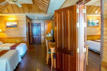Two Bedroom Family Beach Villa (od 28.12.2021)