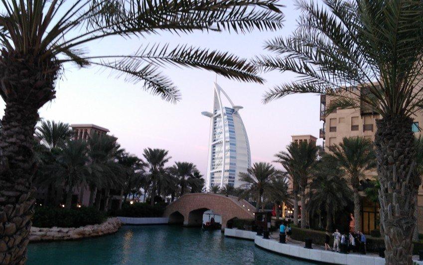 Inspekční cesta Barbory Víškové do Dubaje v říjnu 2016