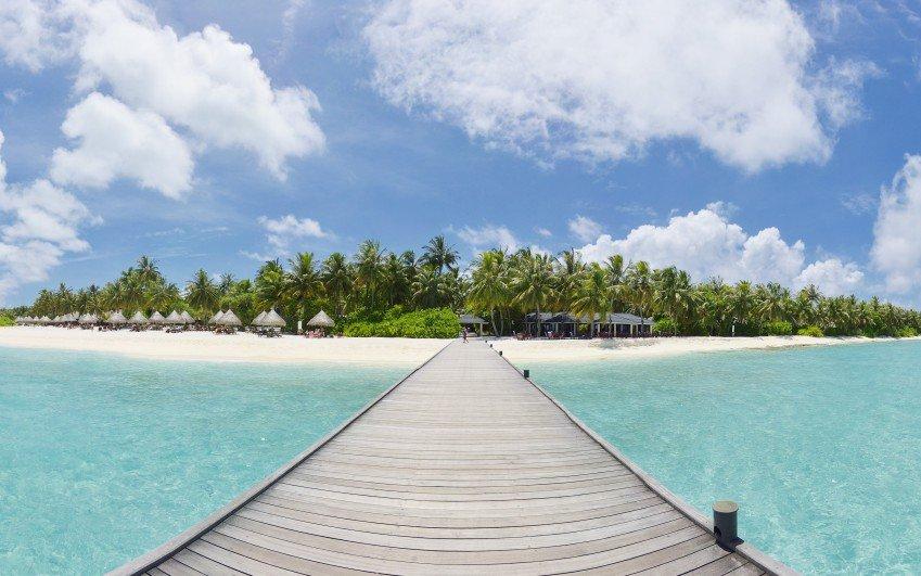 Inspekční cesty na Maledivy