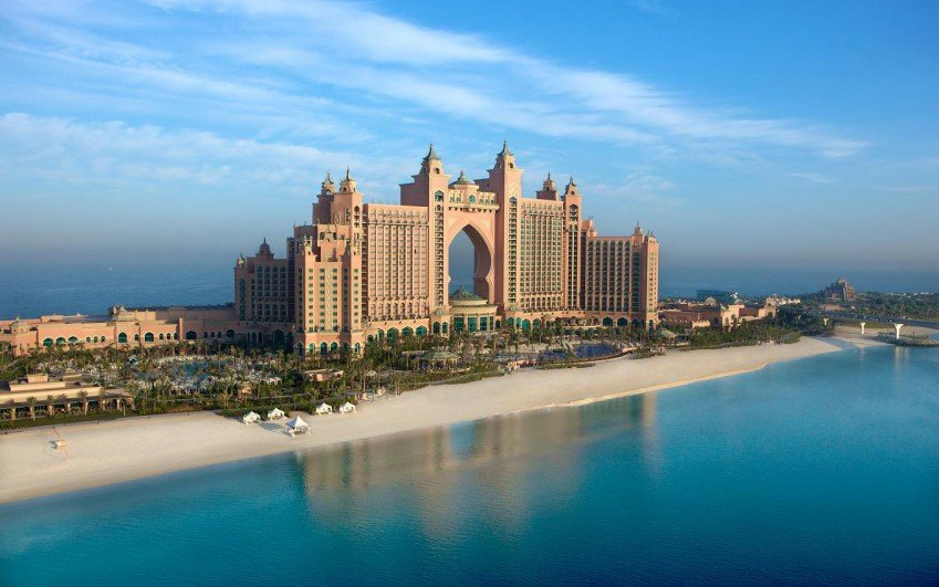 Stopover v Dubaji