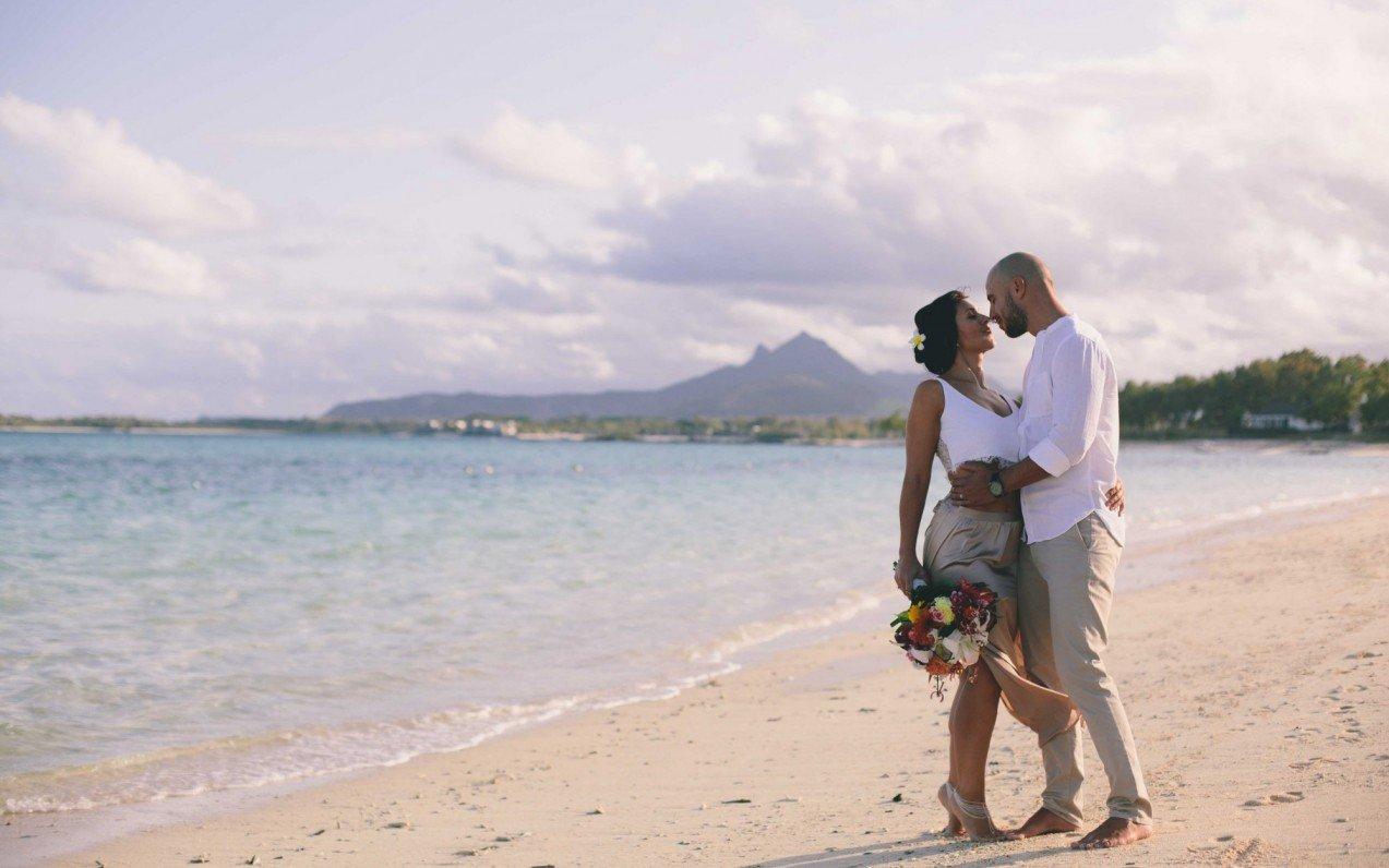 Svatba na Mauríciu