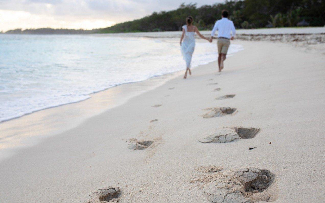 Svadba na Maldivách